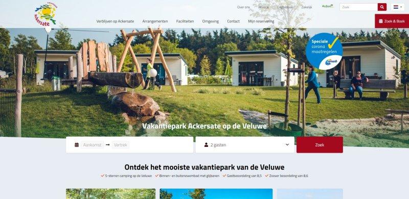 Ackersate website