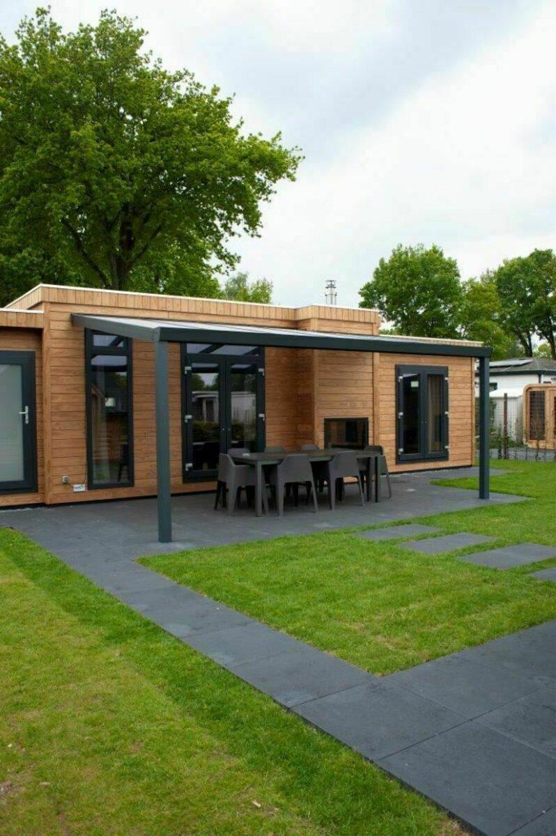 6-persoons Veluwe Villa met grillhuis - de Boshoek