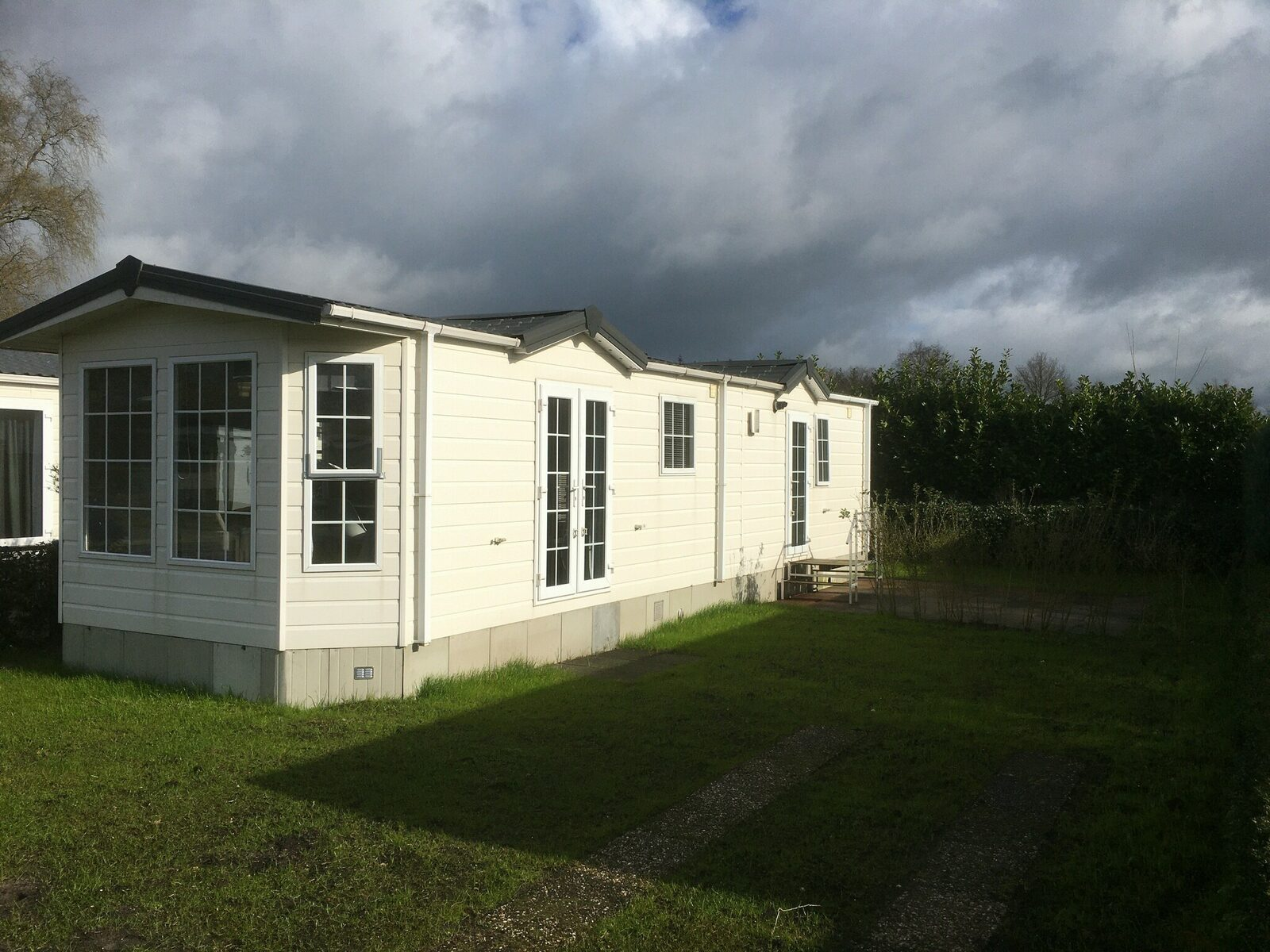 Verandachalet 5 persoons - Camping 't Veld