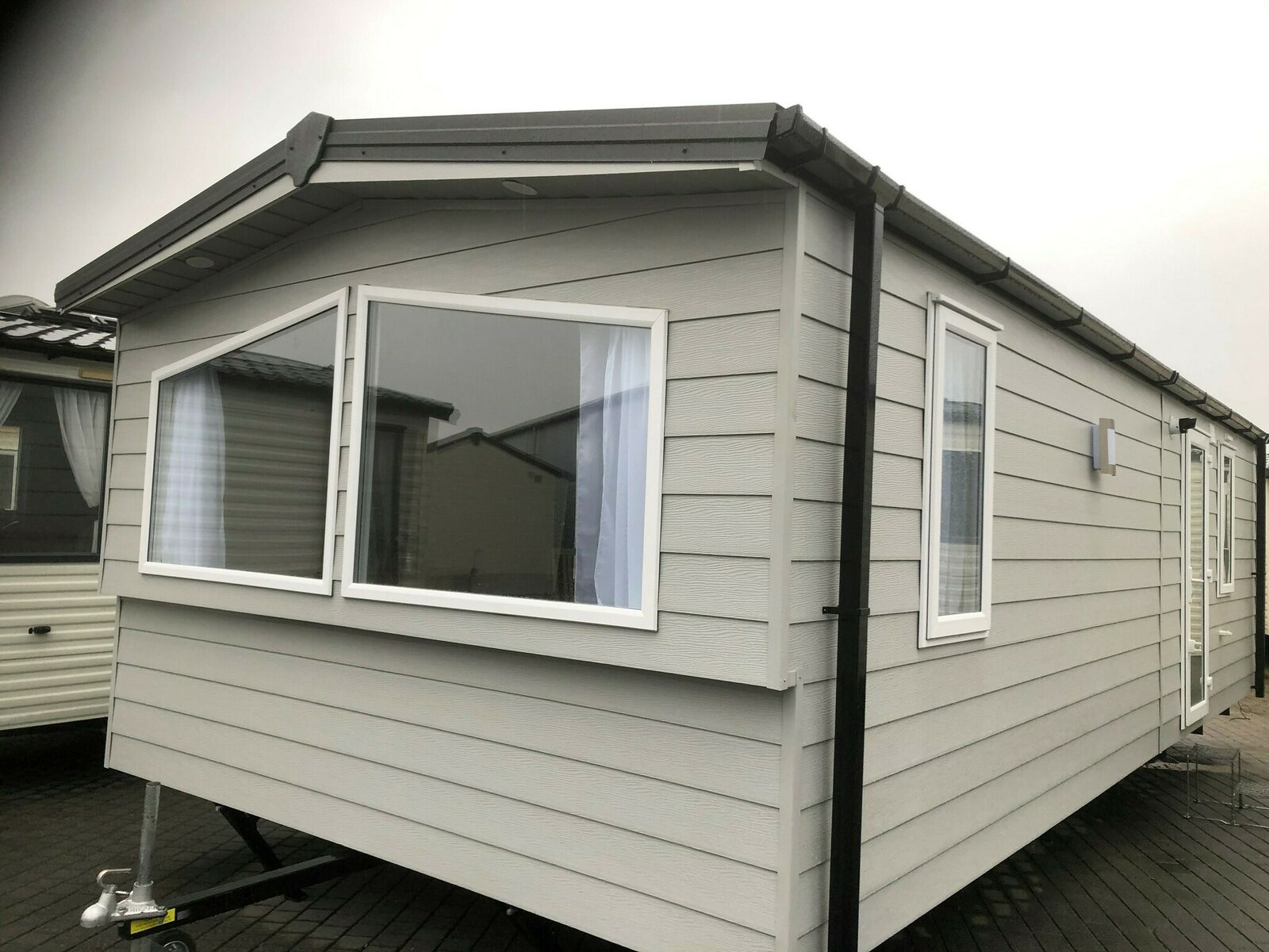 Chalet 4 persoons - Camping 't Veld