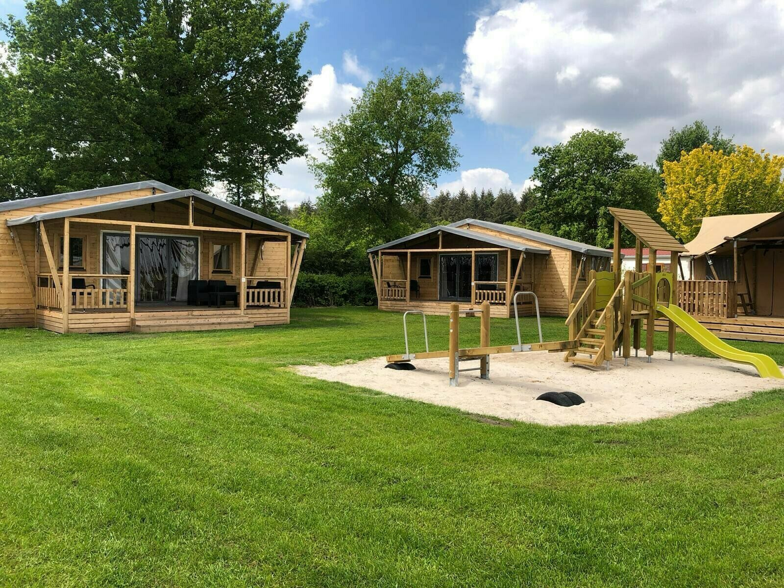 Tenthouse - Camping 't Veld