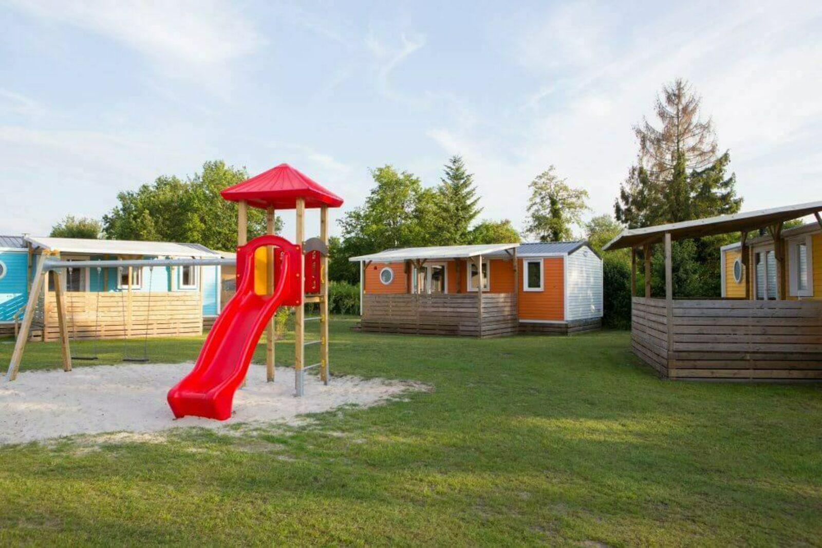 Verandalodge - Camping 't Veld
